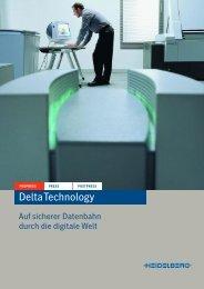 Delta Technology - GAT GmbH