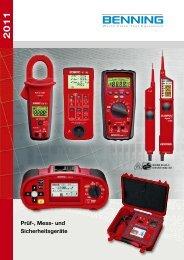 Prüf-, Mess- und Sicherheitsgeräte - TST Photovoltaik Online Shop