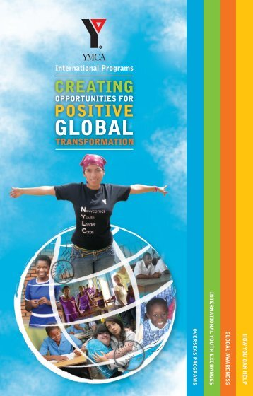 brochure - YMCA of Greater Toronto