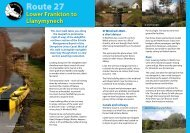 Route 27 - Shropshire Walking