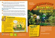 Brown Moss Bogginess - Shropshire Council