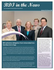 BDI in the News - New Jersey City University