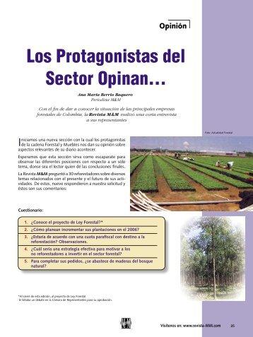 Los Protagonistas del Sector Opinan… - Revista El Mueble y La ...
