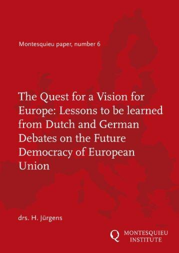 Untitled - Montesquieu Instituut