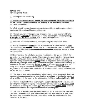 Parenting Plan Mediation - Kathleen A Zumpano, LMFT