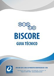 Bula Biscore - Oraltech