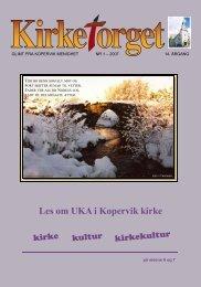 Les om UKA i Kopervik kirke