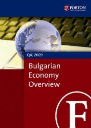 Bulgarian Economy Overview – Q4, 2009.pdf - Forton