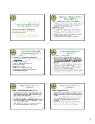 Legislative Mandate: All Payer Claims Database ... - AcademyHealth