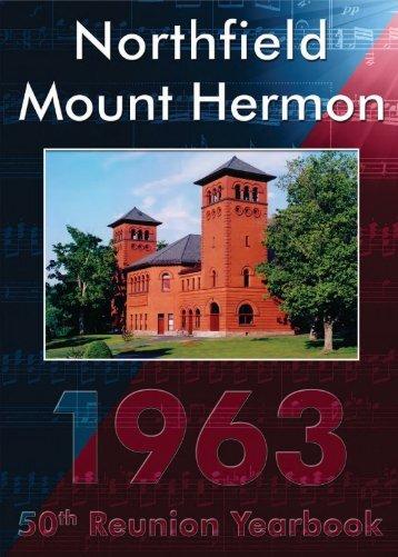 a special look inside - Northfield Mount Hermon School