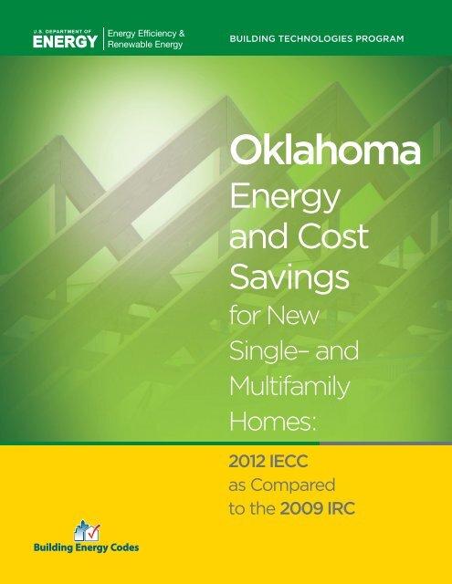 Oklahoma - Building Energy Codes
