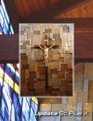 Update - St. Pius X Catholic Church