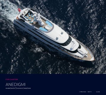 anedigmi - Taylor'd Yacht Charters