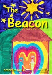 The Beacon December 2012 - Beacon Parish of Ditchling, Streat ...