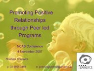 Chadwick, S. Peer support presentation notes.pdf