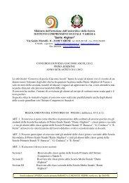 concorso ascoli - istituto comprensivo statale varese 6 ''dante ...