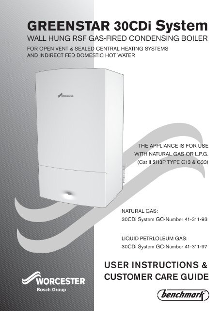 Worcester Greenstar 30cdi Wiring Diagram