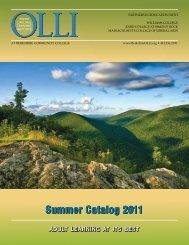 Summer - BerkshireOLLI.org