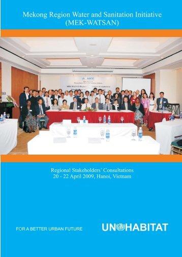 MEK-WATSAN - United Nations in the Lao PDR