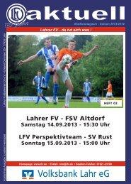 Download - Lahrer Fußballverein 03 eV
