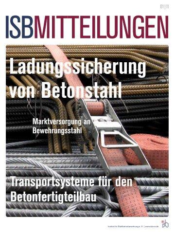 01-11 Ladungssicherung von Betonstahl - Vbbf.de