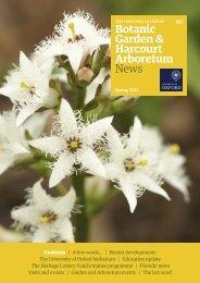 Spring 2012 - Harcourt Arboretum - University of Oxford