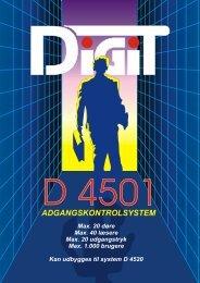 D4501 - DKC