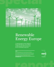 Renewable Energy Europe - ENDS Europe