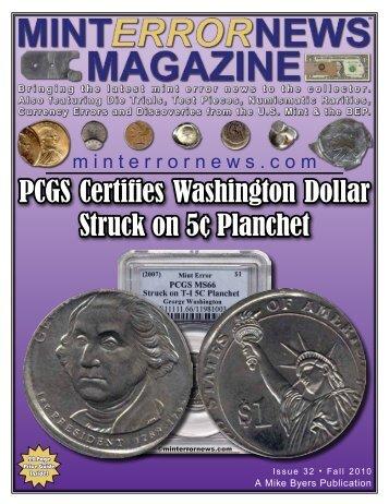 Issue 32 - Mint Error News Magazine