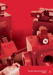 3-way vacuum solenoid valves - Amet