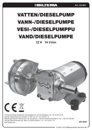 vatten/dieselpump vann-/dieselpumpe vesi-/dieselpumppu ... - Biltema