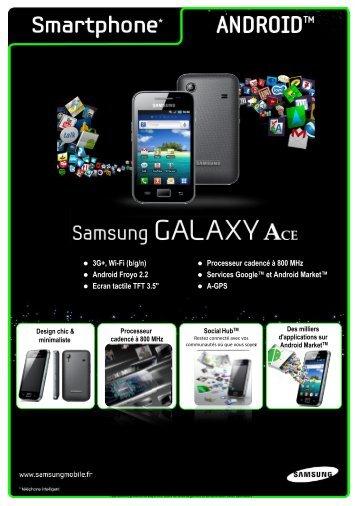 3G+, Wi-Fi (b/g/n) Processeur cadencé à 800 MHz ... - Cdiscount.com