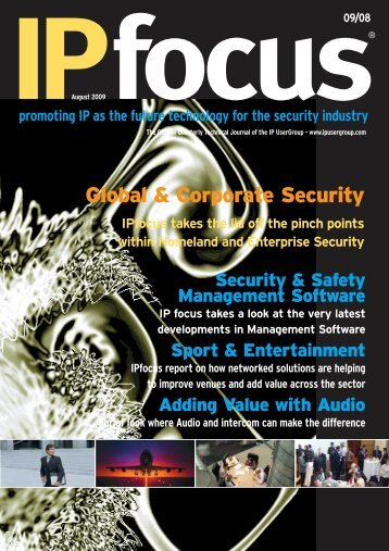 IPfocus_Aug_09 eZine - IP UserGroup