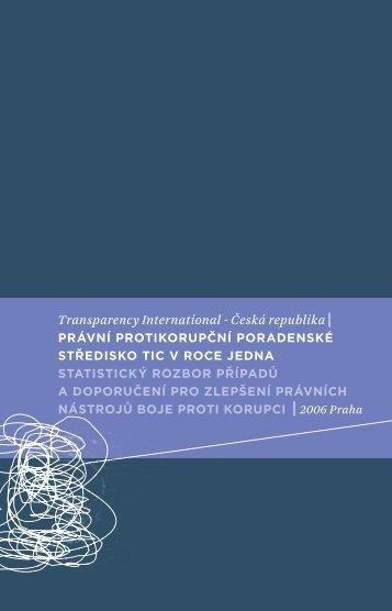 Transparency International - Česká republika