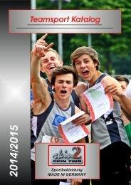 Skin2 Teamsportkatalog 2014 /2015