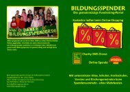 Flyer - TuS Holstein Fussball Jugend