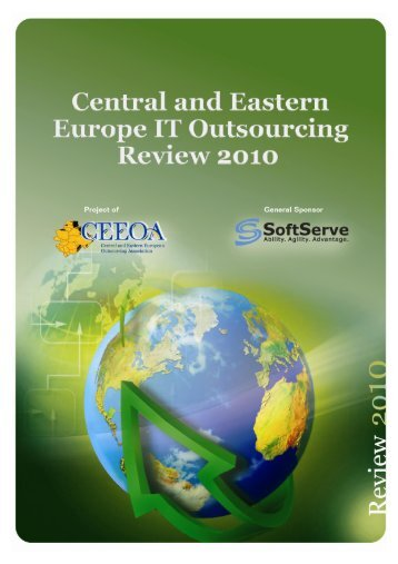 Central & Eastern Europe IT Outsourcing Review_2010
