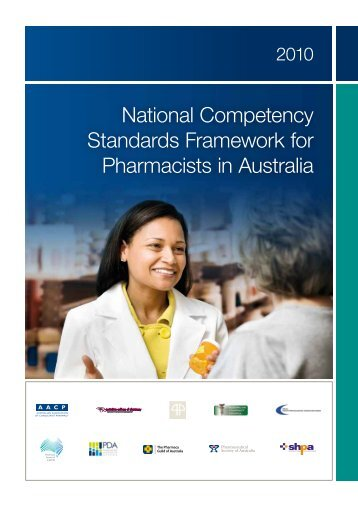 National Competency Standards Framework for Pharmacists in ...