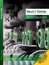 Download Brochure - Valve Center