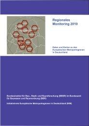 Regionales Monitoring 2010 - Metropolregion Hannover ...