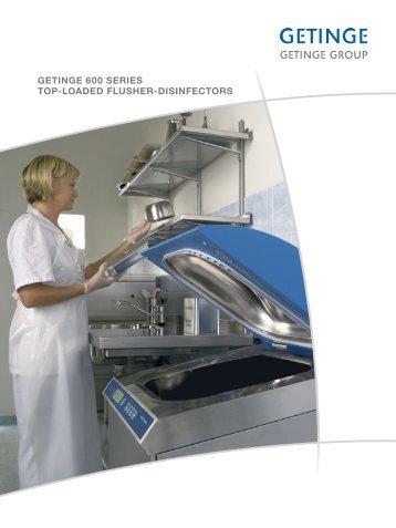 getinge washer disinfector 46 series manual