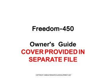 Omega freedom 550cf vehicle security & keyless entry system.
