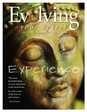 May 2009 - Evolving Your Spirit