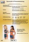 Gymnastik - Fitness - Seite 6