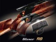 Blaser R8 Catalog