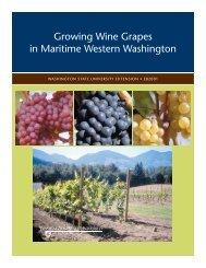 Wine Grapes for Western WA EB 2001 - Laels Moon Garden Nursery