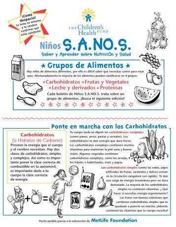 Chf Singles Spanish First Nl Children S Health Fund