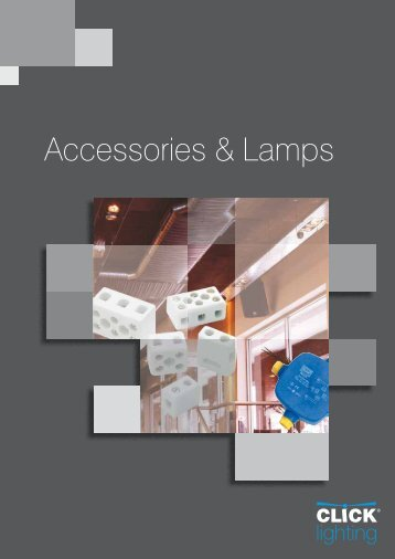 Accessories & Lamps