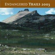 ET Guide Template 200311 - Washington Trails Association