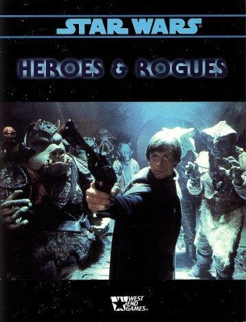 Heroes & Rogues - Majhost